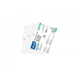 Джоб с перфорация, мат, А5, 40 µ classic, 100 бр.