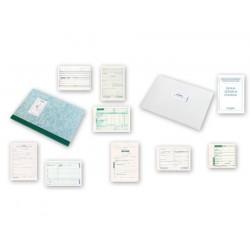 Лична здравно-профилактична карта, А5х2, картон