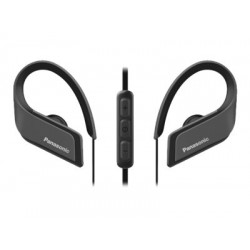 PANASONIC RP-BTS35E-K Bluetooth In-Ear Clip IPX5