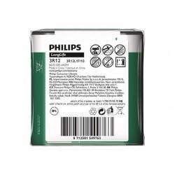 PHILIPS battery longlife 3r12 4.5V 1TK/PK