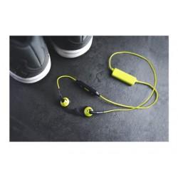 Philips Bluetooth  sports headphones, Sweat/waterproof, lime yellow