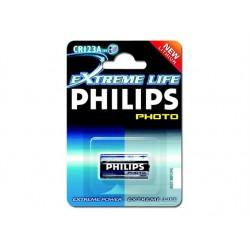 Philips Litium Minicells Battery 3.0V 1-blister (CR17345)
